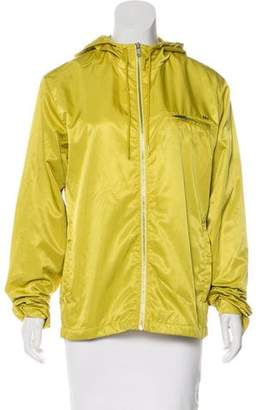Marc by Marc Jacobs Lightweight Hooded Jacket