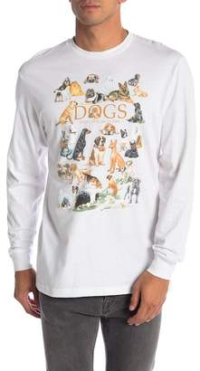Body Rags Bunch Of Dogs Long Sleeve Tee