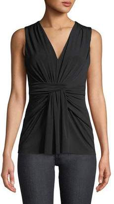 Bailey 44 Roulette Matte Jersey Sleeveless Top