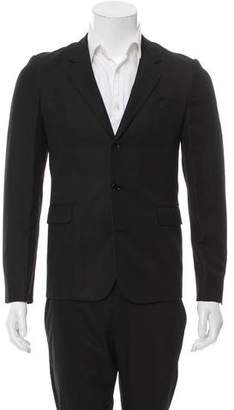 Marc Jacobs Notch-Lapel Three-Button Blazer