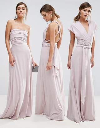 Coast Corwin Multi-Tie Maxi Dress