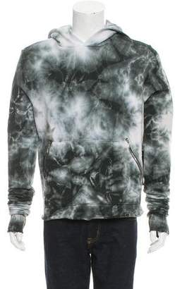 Amiri Tie-Dye Pullover Hoodie w/ Tags