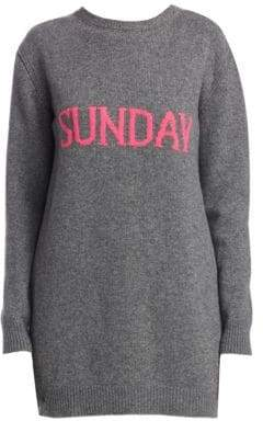 Alberta Ferretti Rainbow Week Capsule Days Of The Week Sunday Tunic