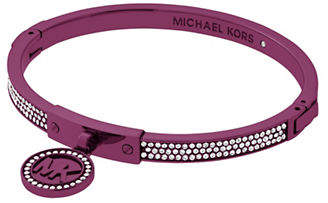 Michael Kors Pave Bangle Bracelet