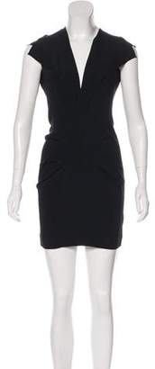 Roland Mouret Sleeveless Mini Dress