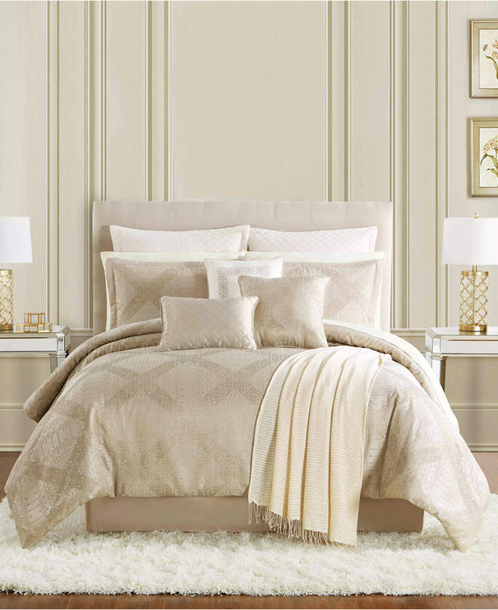 Luxembourg 14-Pc. Queen Comforter Set Bedding