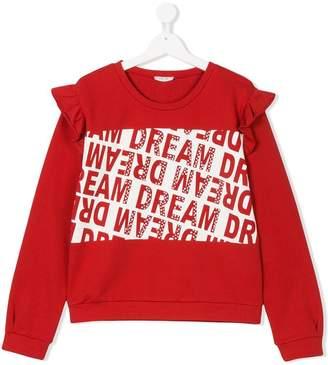 Liu Jo Kids TEEN Rebel Chic sweatshirt