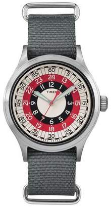 Todd Snyder Timex + The Mod Watch