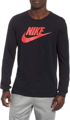 Nike Futura Icon Long Sleeve T-Shirt