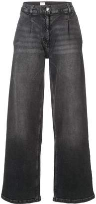 Magda Butrym classic wide-leg jeans
