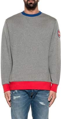 Colmar Gray Downy Sweatshirt