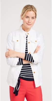 J.Mclaughlin Vista Linen Jacket