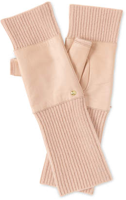 Henri Bendel Iconic Fingerless Gloves