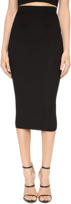 Cushnie et Ochs Knit Pencil Skirt