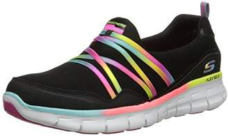 Skechers Synergy Scene Stealer Women's Low-Top Sneakers - Black (), (37 EU) (7 US)