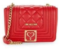 Love Moschino Quilted Mini Shoulder Bag