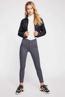 Belle Printed Skinny Pants