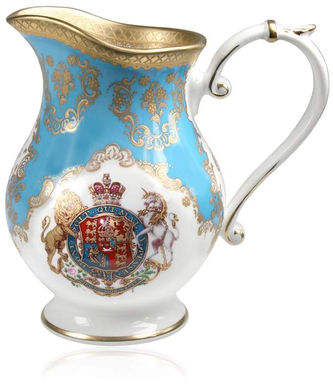 Royal Collection Trust Coat of Arms Cream Jug