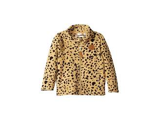Mini Rodini Fleece Spot Jacket (Infant/Toddler/Little Kids/Big Kids)
