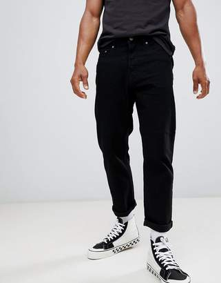 Cheap Monday In Law Tapered Jeans Black