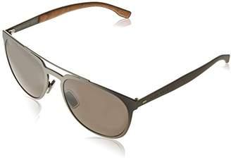 HUGO BOSS BOSS by Men's B0882s Aviator Sunglasses