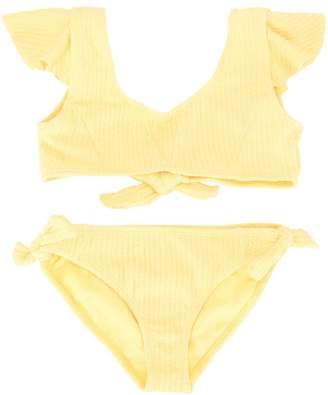 f8aa8cdbcb08c Girls Ruffle Bikini Set - ShopStyle UK