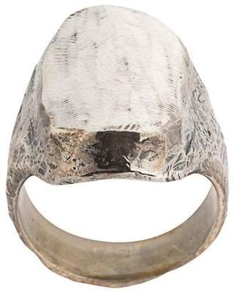 Tobias Wistisen antique oval ring