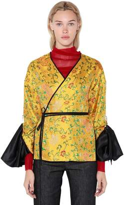 Brocade Kimono Jacket
