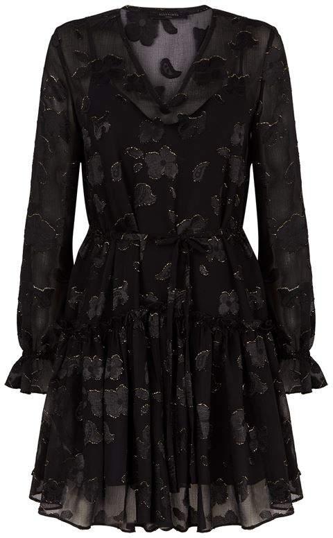 Alia Flora Dress
