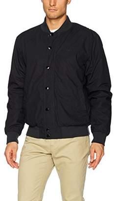 Obey Men's Ranks Regular Fit Bomber Jacket