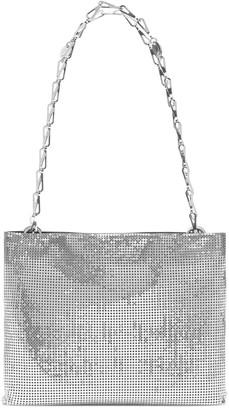 Paco Rabanne Pixel 1969 mesh shoulder bag
