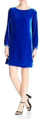 Eileen Fisher Velvet Shift Dress