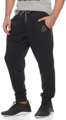 Reebok Men's Stacked Jogging Pants