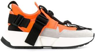 MM6 MAISON MARGIELA Safety chunky sole sneakers