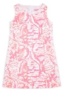 Lilly Pulitzer Little Girl's & Girl's Mini Mila Shift Dress