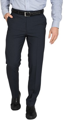 Dockers Men's Slim-Fit Stretch Flat-Front Dress Pants