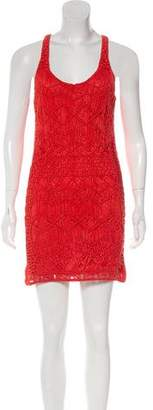 Diane von Furstenberg Chios Mini Dress