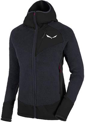 Salewa Ortles Highloft Hooded Fleece Jacket - Women's