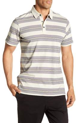 Tavik Swift Stripe Short Sleeve Signature Fit Polo