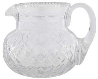 Cartier Crystal Pitcher Crystal Pitcher