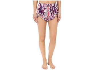 Betsey Johnson Woven Shorts Women's Pajama