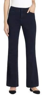 Lafayette 148 New York Suffolk Flare Jeans