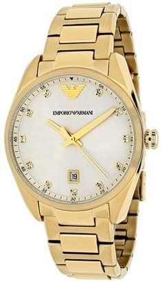 Giorgio Armani Women's Classic Gold Watch AR6064