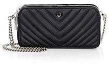 Kate Spade Women's Amelia Leather Double-Zip Mini Bag