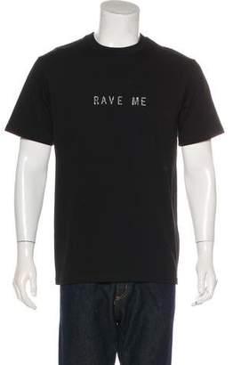 Misbhv 2018 Rhinestone-Embellished T-Shirt w/ Tags