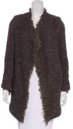 IRO Bouclé Knit Jacket