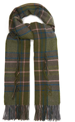 Raw-Thread Tartan