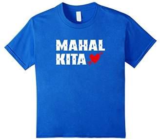 Mahal Kita Shirt - Filipino T Shirt