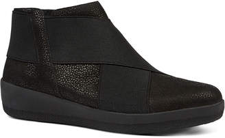 FitFlop Superflex Pebbled Bootie