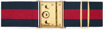 Padlock Web belt $595 thestylecure.com